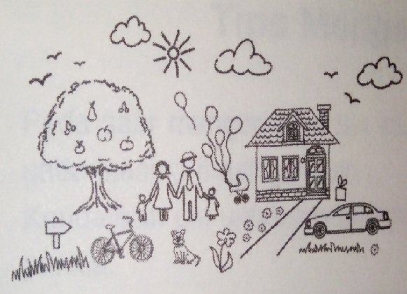 Contoh Soal Psikotes Kerja dan Kunci Jawaban tes house tree person 03