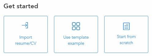 10 Situs CV Maker Bantu Kamu Cara Membuat CV Online Gratis register