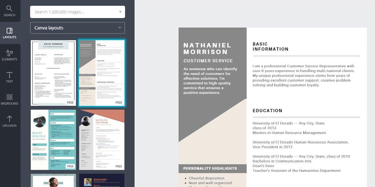 10 Situs CV Maker Bantu Kamu Cara Membuat CV Online Gratis
