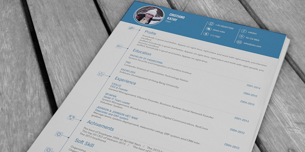 Download Format CV Kosong Doc featured