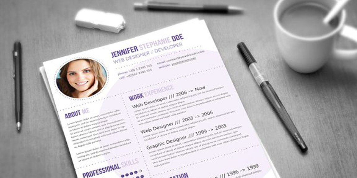 Download CV Bahasa Inggris Doc Pdf