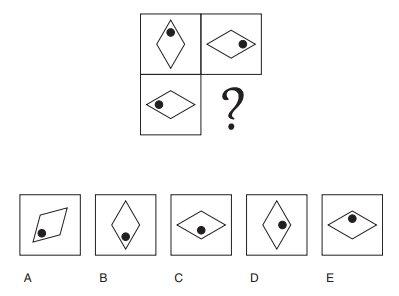 Download Soal Psikotes Matriks Gambar dan Jawabannya Pdf