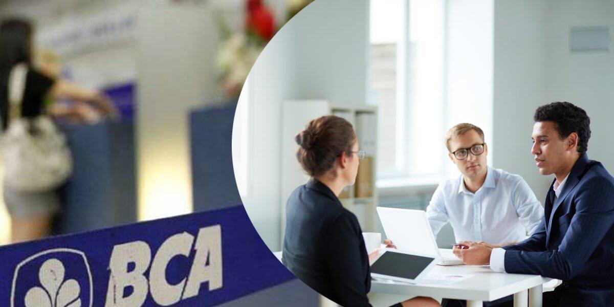 Contoh pertanyaan interview bank BCA (Bank Central Asia)