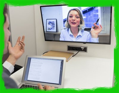 Tips sukses interview kerja secara online