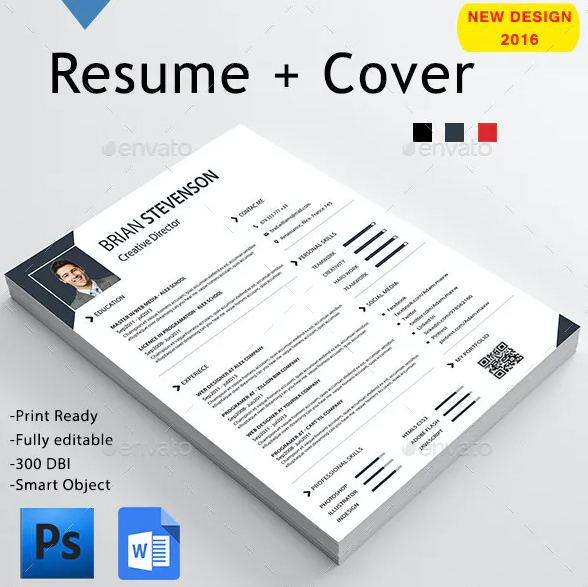 Barcode resume