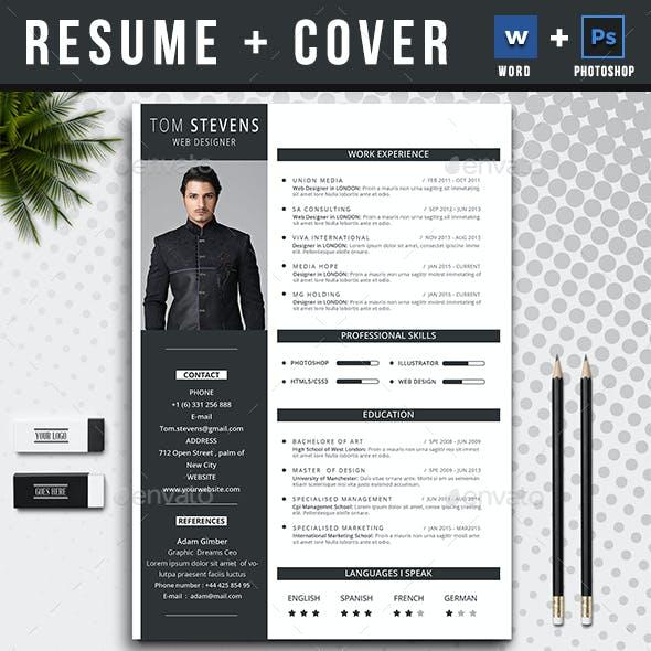 cool resume