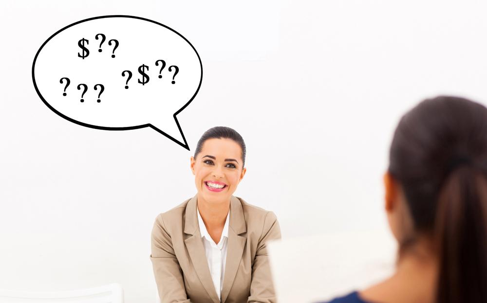 cara melamar kerja gaji