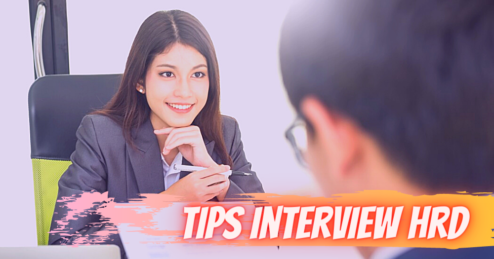 tips interview hrd
