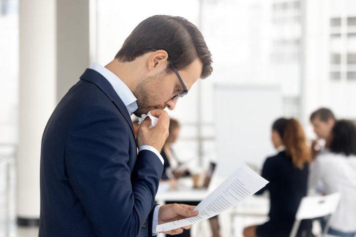 Karyawan Introvert