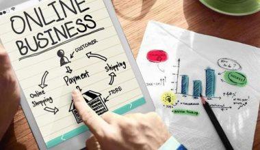 Bisnis online karyawan